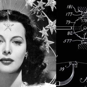 Månadens Ada: Filmstjärnan och uppfinnaren Hedy Lamarr Hero