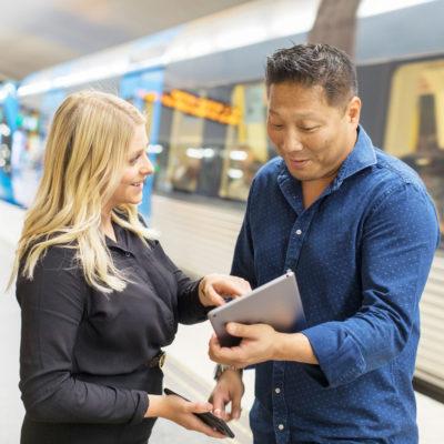 Hyr chefer och interimschefer inom digital management med Ada Digital