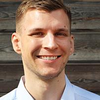 Gustaf Hallqvist Osterman på Ada Digital