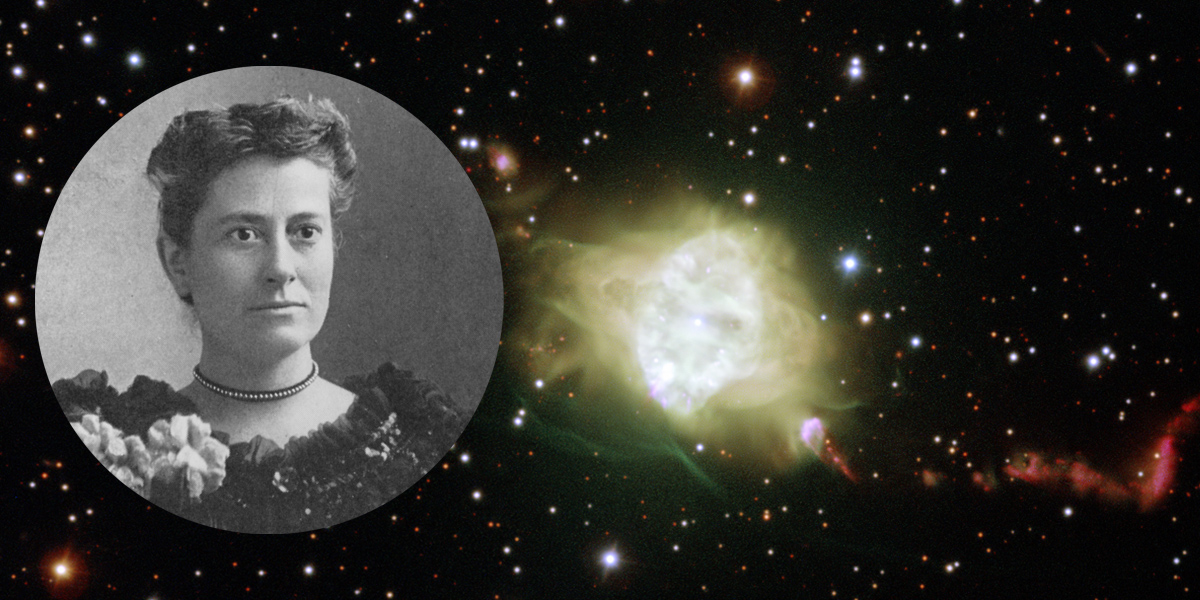 williamina fleming hembiträde astronom